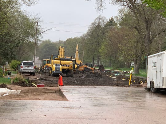 Several roads have been under construction this summer due to the Southeast infrastructure improvement project. The entire project won't be completed until 2021.