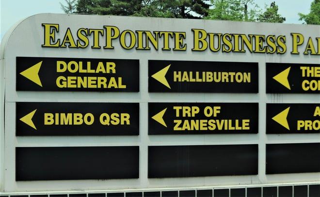EastPointe Business Park in Zanesville.