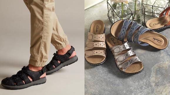 Shop Clarks' Summer Favorites sale to save big on popular styles.