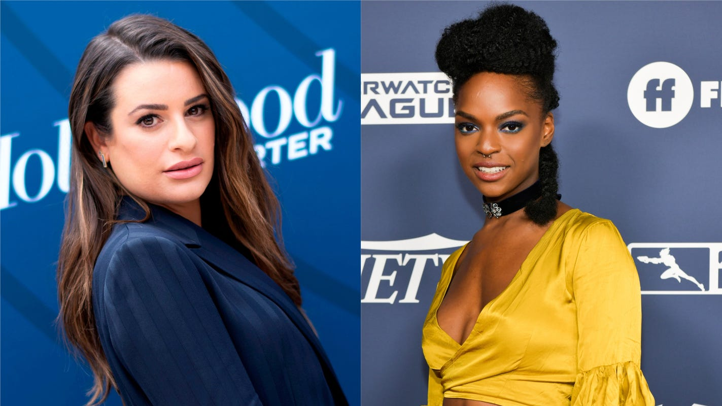 Lea Michele apologizes after 'Glee's Samantha Ware accuses her of 'traumatic microaggressions' thumbnail