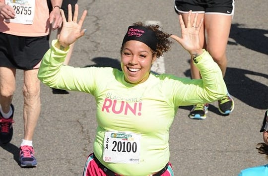 Black Girls Run owner and CEO Jay Ell Alexander has helped provide a sense of community to runners during these times of social distancing and stay-at-home restrictions.