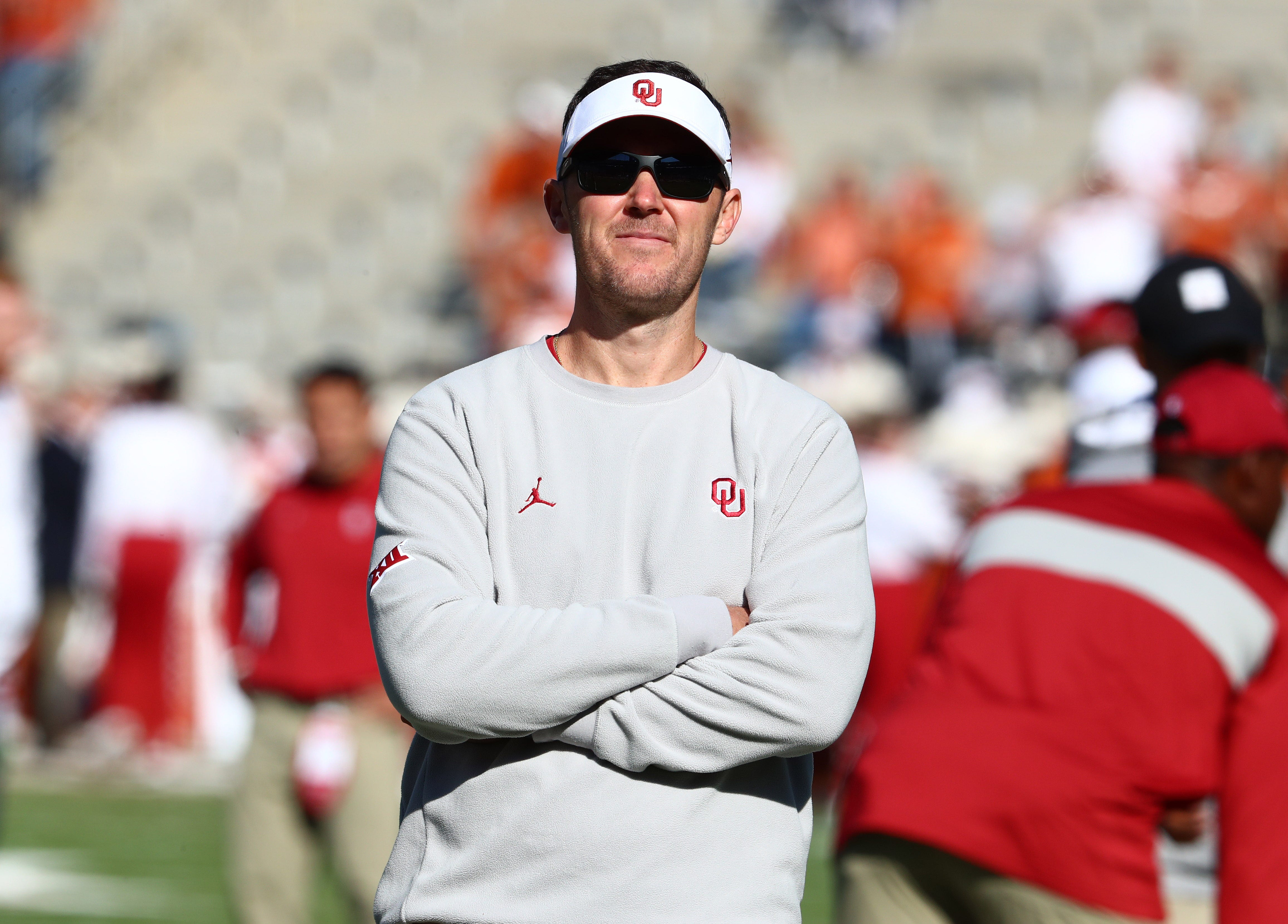 Oklahoma coach Lincoln Riley: 'All lives can't matter until the black lives do too'