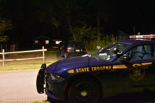 New York State Police responded to a slashing May 27, 2020 in Delaware County that left one man seriously injured.