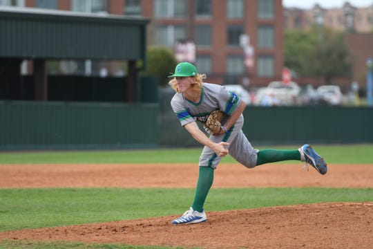 Texas A&M-Corpus Christi pitcher Henry Bird will participate in the College Summer Baseball Invitational.