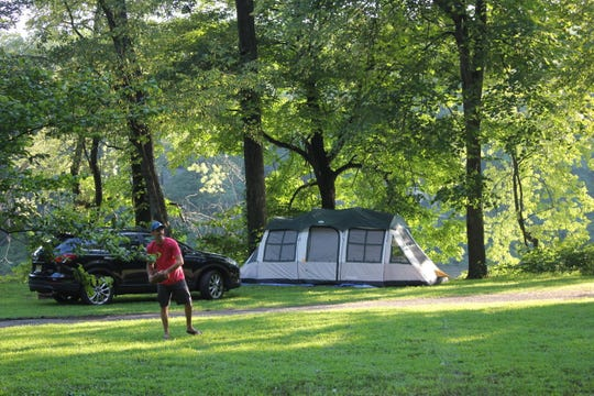 Delaware River Family Campground.