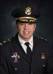 Shelby Township Police Chief Robert J. Shelide