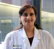 Dr. Teena Chopra is a professor of infectious diseases at Wayne State University.