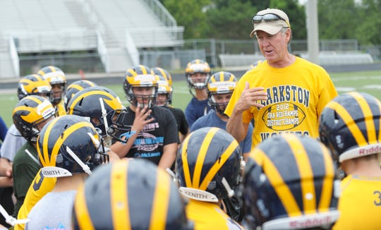 "Kurt Richardson: ""I still enjoy the kids, still enjoy my coaches, still enjoy competing against the other coaches."""