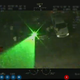A laser was pointed at a Customs and Border Protection AS350 helicopter Wednesday, June 4, 2020 while the crew was monitoring a police brutality protest in Detroit.