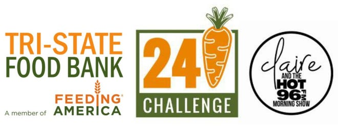 Tri-State Food Bank 24 Carrot Challenge