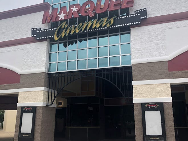 Cape Coral's Marquee Cinemas remained closed Thursday, and it's unclear when the theater will re-open.