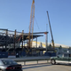 "Miron Construction workers installed the final beam of the Resch Expo structure Thursday morning in a ""topping out"" ceremony. Brown County live-streamed the event. The 128,000-square-foot expo center is on track to be completed by January 2021."