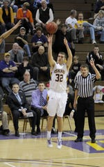 Brook Turson played for Ashland before he became an assistant coach under his coach John Ellenwood. Earlier in the week, Turson was promoted to lead assistant at AU.