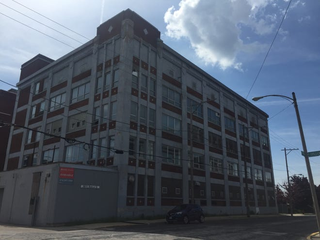 A historic former industrial site in Walker's Point is for sale after a plan to convert the property to apartments was dropped.