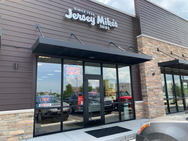 Jersey Mike's new Waukesha restaurant off Main Street and Les Paul Parkway shares space in a commercial building that also includes a Starbucks coffee shop. The building is on an outlot of Woodman's Food Market.