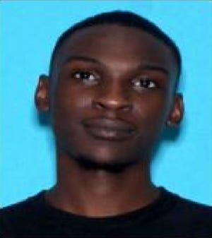 Brion McGhee is wanted on second-degree robbery and burglary charges.