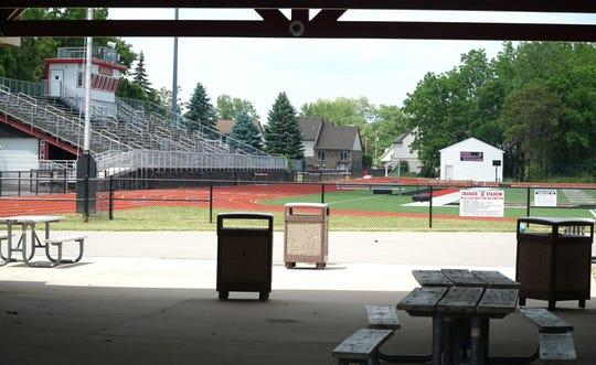 Madonna University will be playing its football games at Livonia Churchill's stadium.
