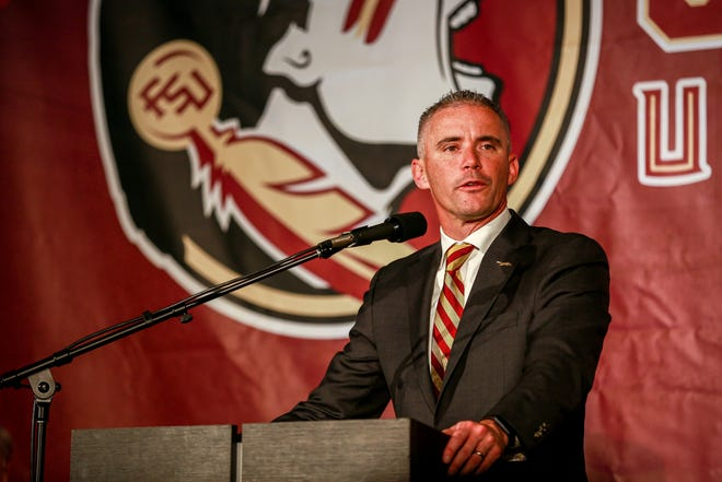 Some Mike Norvell comments in the wake of George Floyd's death have him in hot water with players on his Florida State football team.