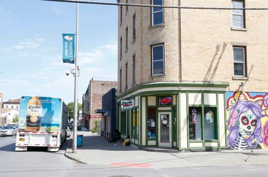 Poncho Villa Deli in the City of Poughkeepsie on June 4, 2020.