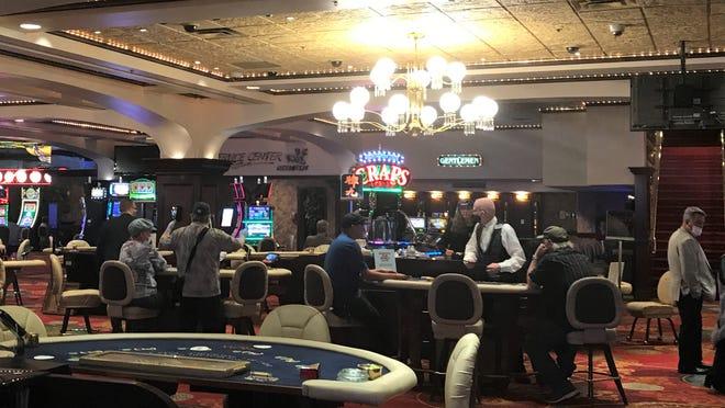 silver star casino table games