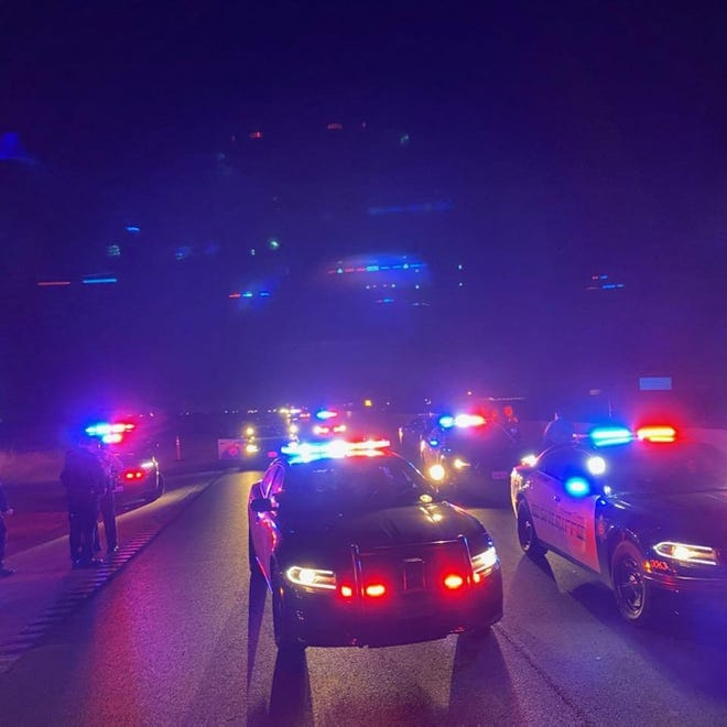 From now until 11:59 p.m. Sunday, the CHP will enact a Maximum Enforcement Period (MEP).
