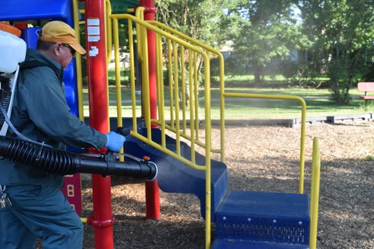 Bossier prepares to reopen playgrounds on June 5.
