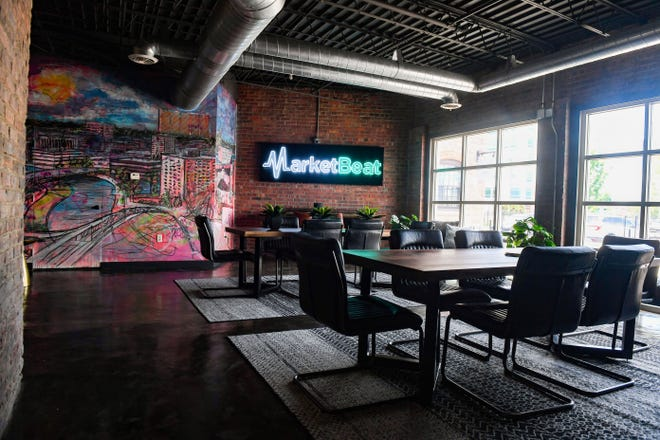 The new office space for MarketBeat is ready to open on Thursday, June 4 in Sioux Falls.