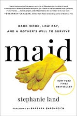 """The 2020-21 """"One Book, One College"""" reading campaign at Rowan College of South Jersey has launched with the announcement of the selection of """"Maid"""" by Stephanie Land."""