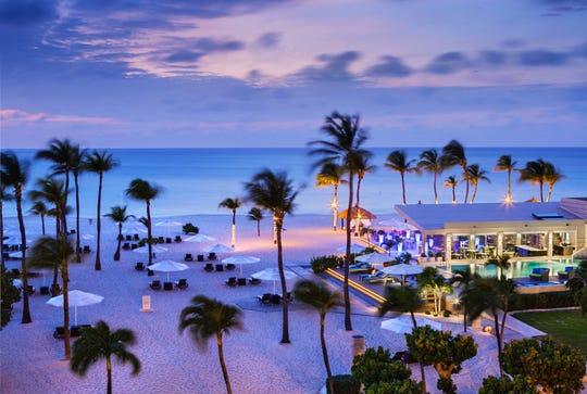 Bucuti & Tara Beach Resort is an adults-only resort in Aruba.