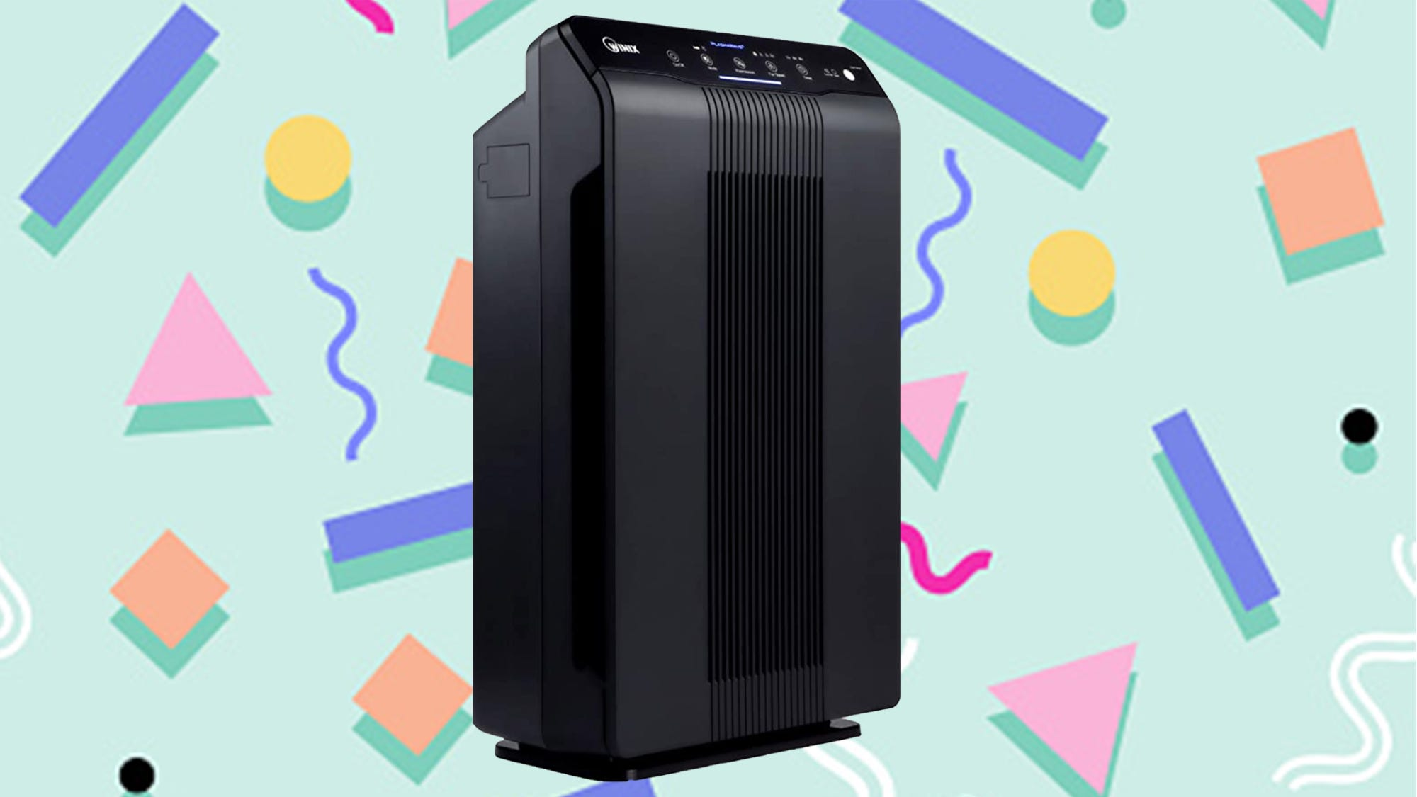 Our favorite air purifier is back in stock—and on sale for a huge price cut