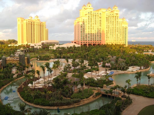 In the Bahamas, Atlantis Paradise Island reopens on  July 1.
