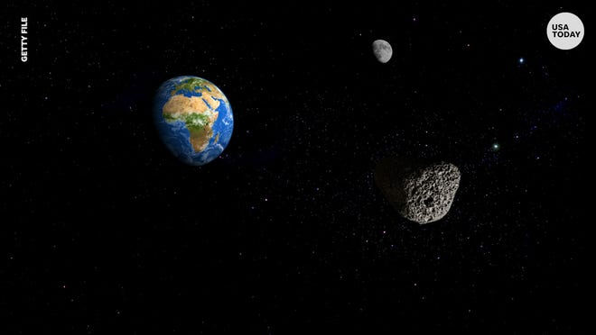 The 6.5-foot asteroid that made headlineshas safely zoomed pastEarth jut before Election Day without incident.