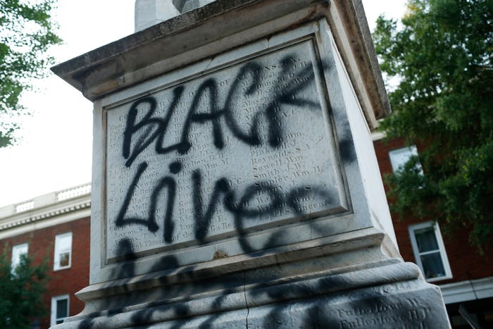 After George Floyd, students sick of 'lip service,' want action from colleges over racism