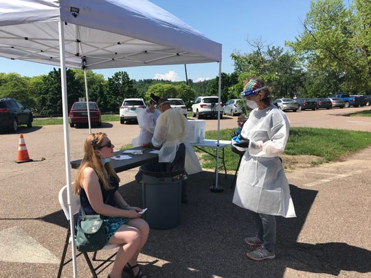 The more people who are tested for coronavirus in Winooski the better, said Karen Lloyd.