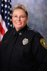 Senior Officer Charla Hemerly is one of three police officers  placed on paid administrative leave after an officer-involved shooting on Wednesday.