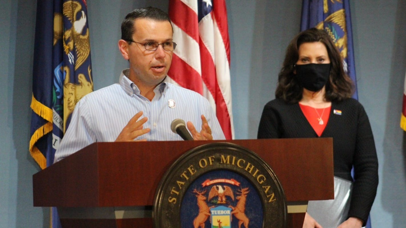 Whitmer appoints workplace safety director to guide coronavirus reopening