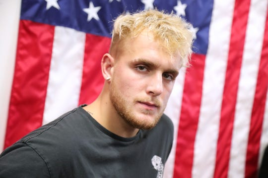 Jake Paul has been charged with misdemeanor criminal trespassing and unlawful assembly.