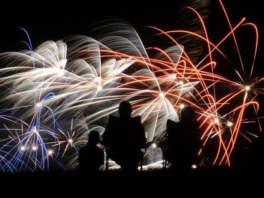 The City of Fremont, in collaboration with Terra State Community College, announced Friday it will hold its annual fireworks display on July 4. This event will be held on the grounds of Terra State as a drive-in only gathering. Spectators will not be permitted to exit their vehicles.