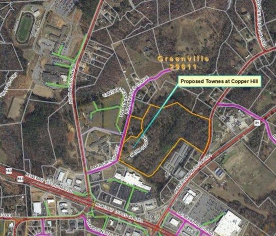 Glen Gate plans
