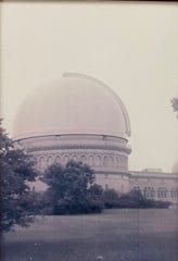 There isn't a time in Dave Hostetter's life when he wasn't interested in astronomy and spaceflight. In 1956, Hostetter went to the Yerkes Observatory in Williams Bay, Wisconsin.