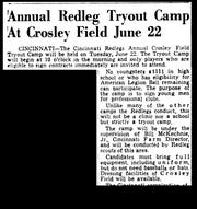 This article was in the June 3, 1954 Lancaster Eagle-Gazette