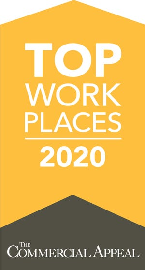 The Commercial Appeal Top Workplaces 2020