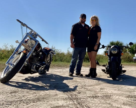 James and Ashley Winters own WVC Motorcycle Garage in Prattville. They're holding a Bike Night on Saturday, with the band Jeff & The Johnsons performing.