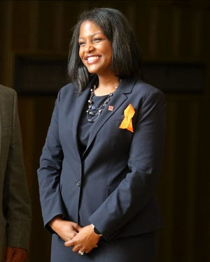 Fabiana Pierre-Louis is nominated to the New Jersey Supreme Court by Governor Phil Murphy.