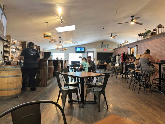 Hunt and Harvest in midtown Ruidoso began to offer indoor dining on June 4.