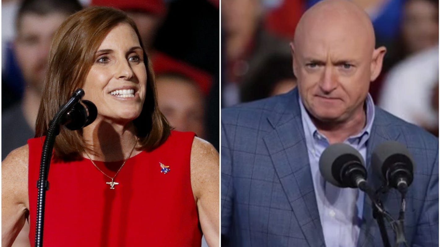 Climate issues confront Arizona, but aren't always raised in McSally-Kelly Senate race