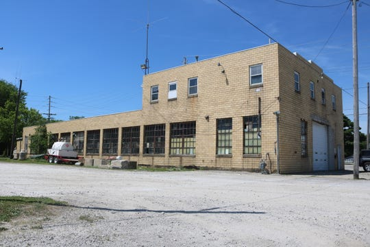 """The Greater Port Clinton Area Arts Council is teaming up with the city of Port Clinton to turn the property at 317 W. Perry St. into an """"art incubator."""""""