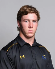 Angelo State's Hunter Kyle