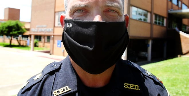 Shreveport Police Chief Ben Raymond