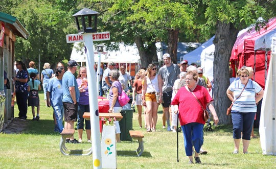 The Hot Springs Main Street Arts & Crafts Festival has drawn crowds of people to the Southern Hills city each June for the past 40 years, but has been cancelled for 2020 due to concerns of spreading the coronavirus.